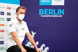 René Rast, Audi Sport ABT Schaeffler in the press conference
