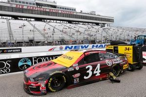 Michael McDowell, Front Row Motorsports, Chicago Pnuematic Ford Mustang