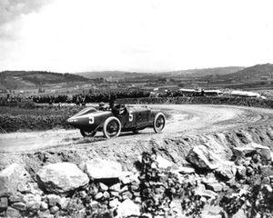 Georges Boillot, Peugeot EX5