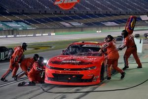 Justin Allgaier, JR Motorsports, Chevrolet Camaro Thank You Team BRANDT