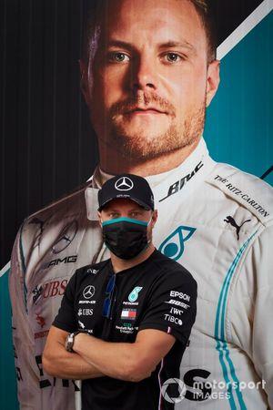 Valtteri Bottas, Mercedes-AMG Petronas F1 portrait