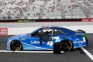 Ricky Stenhouse Jr., JTG Daugherty Racing, Chevrolet Camaro Kroger/Cottonelle