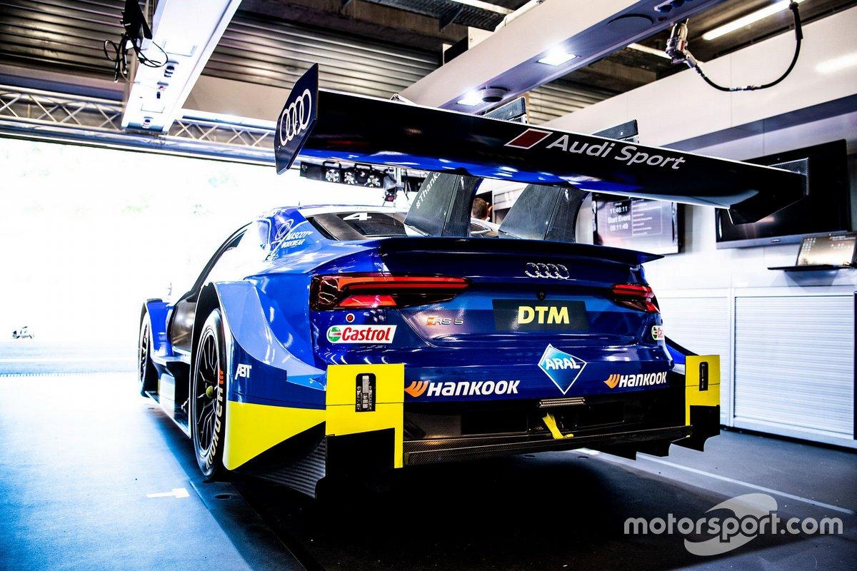L'auto di Robin Frijns, Audi Sport Team Abt Sportsline, Audi RS5 DTM