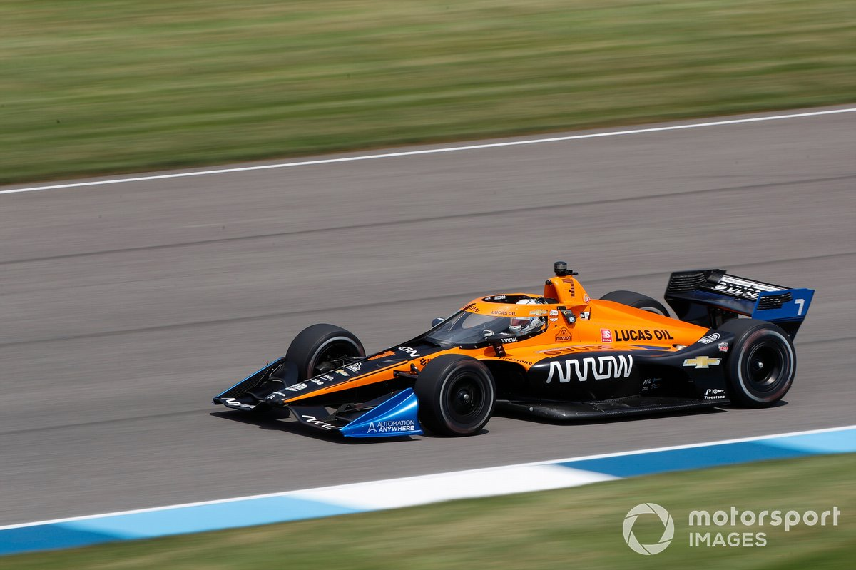Oliver Askew, Arrow McLaren SP Chevrolet