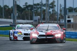 #25: BMW Team RLL BMW M8 GTE, GTLM: Connor De Phillippi, Bruno Spengler