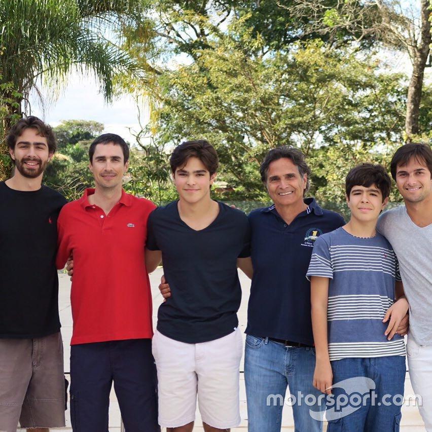Os homens da Família Piquet