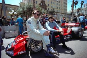 John Watson, Brabham and designer Gordon Murray