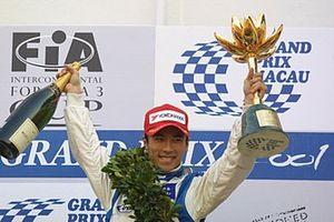Takuma Sato, Carlin Motorsport