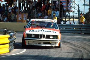 Gerhard Berger, BMW 635