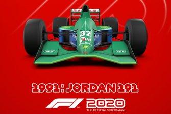 Jordan 1991