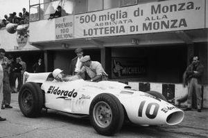 Stirling Moss, Eldorado Maserati Special