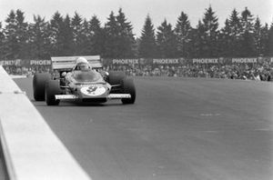 Clay Regazzoni, Ferrari 312B2, GP di Germania del 1972