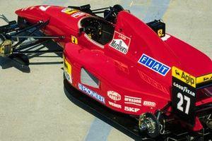 Jean Alesi's Ferrari F92A