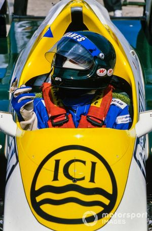 Jacques Laffite, Williams FW09 Honda