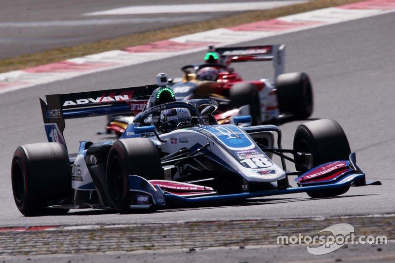 Yuji Kunimoto, carrozzeria Team KCMG
