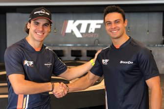 Anúncio de Vitor Baptista na KTF Sports