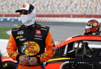 Martin Truex Jr., Joe Gibbs Racing Toyota Bass Pro Shops