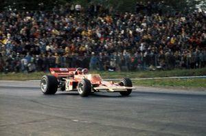 Emerson Fittipaldi, Lotus 72C