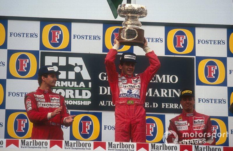 GP de San Marino 1991