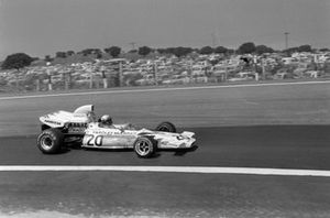 Peter Revson, McLaren M19A Ford