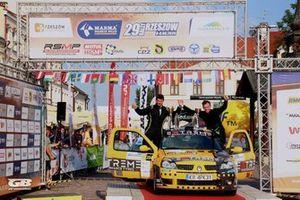 Michał Rokita, Wojciech Habuda, Renault Clio RS