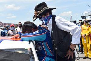Darrell Wallace Jr., Richard Petty Motorsports, Chevrolet Camaro Victory Junction and Richard Petty