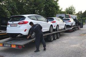 Ford Fiesta R2T, Motorsport Italia