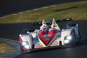 #42 Greaves Motorsport, Zytek Z11SN - Nissan: Alex Brundle, Martin Brundle, Lucas Ordonez
