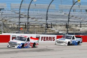 Danny Bohn, On Point Motorsports, Toyota Tundra North American Motor Car, Tate Fogleman, Young's Motorsports, Chevrolet Silverado Solid Rock Carriers