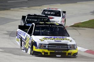 #38: Todd Gilliland, Front Row Motorsports, Ford F-150 Black's Tire Service