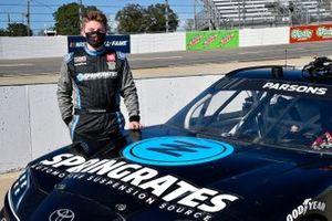 Stefan Parsons, B.J. McLeod Motorsports, Chevrolet Camaro Springrates