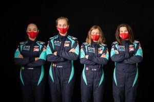 Finalistas do FIA Girls on Track - Rising Stars