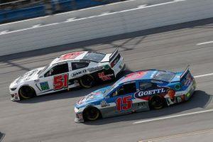 Joey Gase, Petty Ware Racing, Ford Mustang Nevada, Brennan Poole, Premium Motorsports, Chevrolet Camaro