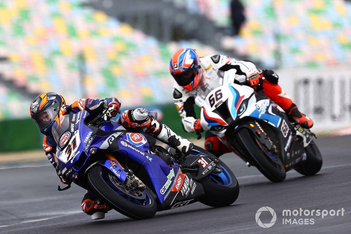 Garrett Gerloff, GRT Yamaha, Tom Sykes, BMW Motorrad WorldSBK Team