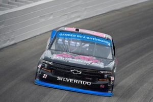 Zane Smith, GMS Racing, Chevrolet Silverado