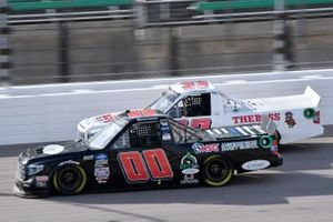 Josh Reaume, Reaume Brothers Racing, Toyota Tundra