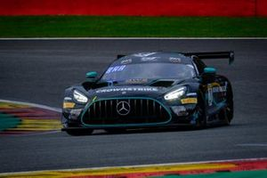 #20 SPS automotive performance Mercedes-AMG GT3: George Kurtz, Valentin Pierburg, Dominik Baumann, Colin Braun