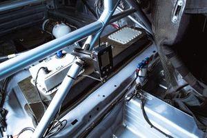 Бензобак Audi RS3 TCR