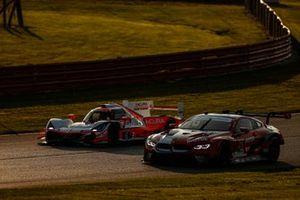 #6 Acura Team Penske Acura DPi, DPi: Juan Pablo Montoya, Dane Cameron, #25 BMW Team RLL BMW M8 GTE, GTLM: Connor De Phillippi, Bruno Spengler