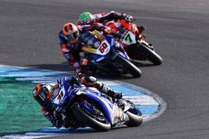 Garrett Gerloff, GRT Yamaha, Michael van der Mark, Pata Yamaha, Chaz Davies, Aruba.it Racing Ducati