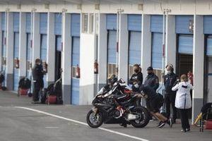 Michael van Der Mark, BMW Motorrad WorldSBK Team, sulla BMWS1000RR