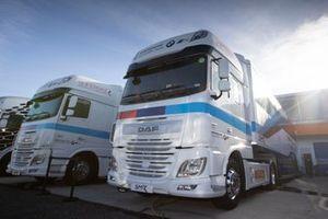 Renntransporter: BMW Motorrad WorldSBK Team
