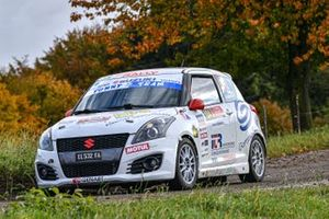 Andrea Scalzotto, Suzuki Swift
