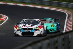 #36 Walkenhorst Motorsport BMW M6 GT3: Henry Walkenhorst, Andreas Ziegler, Friedrich Von Bohlen, Mario Von Bohlen