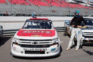 Carson Hocevar, Niece Motorsports, Chevrolet Silverado Scott's