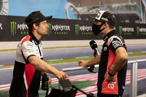Cal Crutchlow, Team LCR Honda, Aleix Espargaro, Aprilia Racing Team Gresini