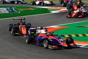 Lirim Zendeli, Trident and Richard Verschoor, MP Motorsport
