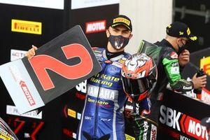 Loris Baz, Ten Kate Racing Yamaha takes 2nd in qualifying