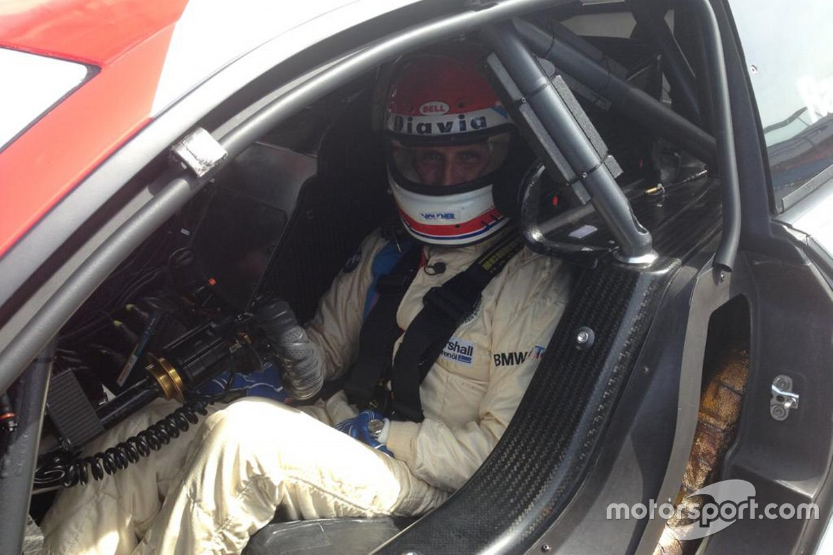 Roberto Ravaglia, BMW M3 DTM