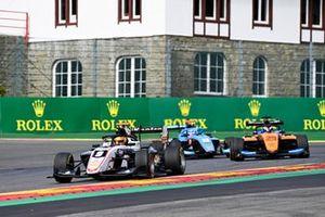 Sebastian Fernandez, ART Grand Prix and Alexander Peroni, Campos Racing